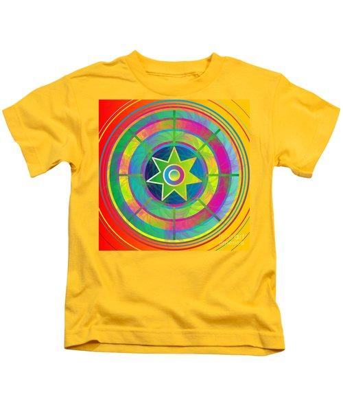 Eye Of Kanaloa 2012 Kids T-Shirt