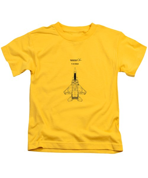 F-15 Eagle Kids T-Shirt