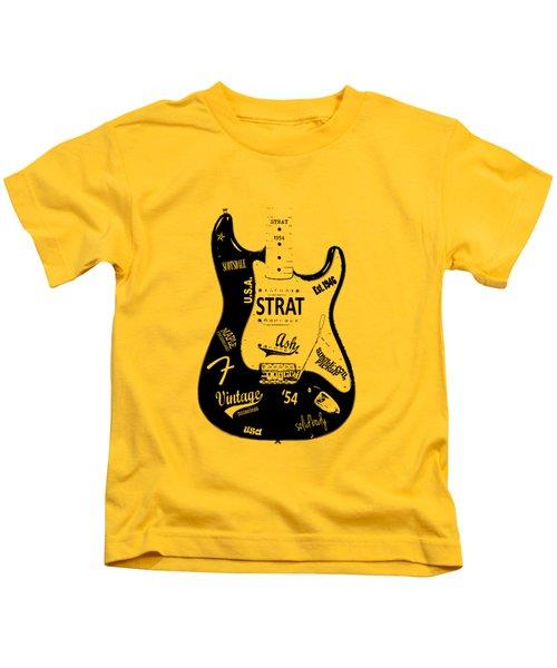 Fender Stratocaster 54 Kids T-Shirt
