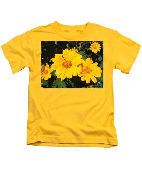 Happy Yellow Kids T-Shirt