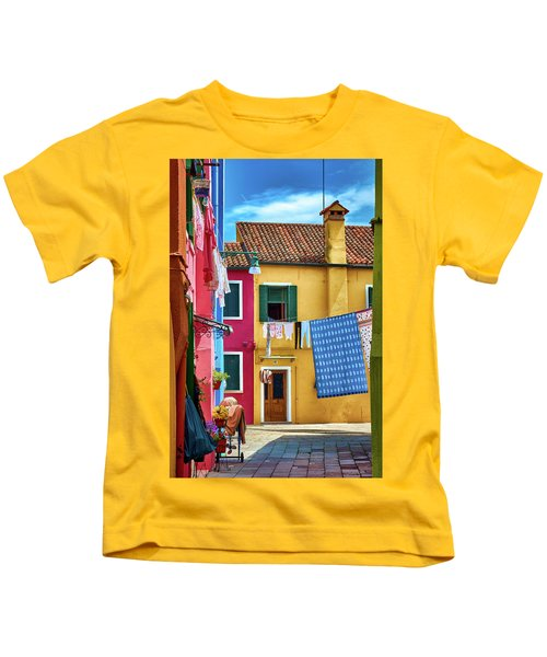 Hidden Magical Alley Kids T-Shirt