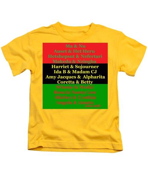 Kandaki Ma 2 Kids T-Shirt