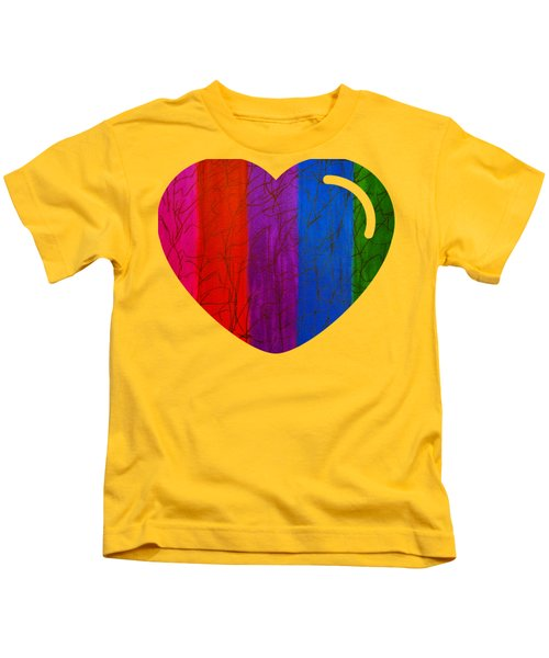 Love Is Love Kids T-Shirt