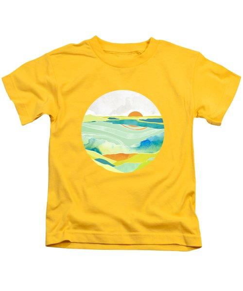 Moss Hills Kids T-Shirt