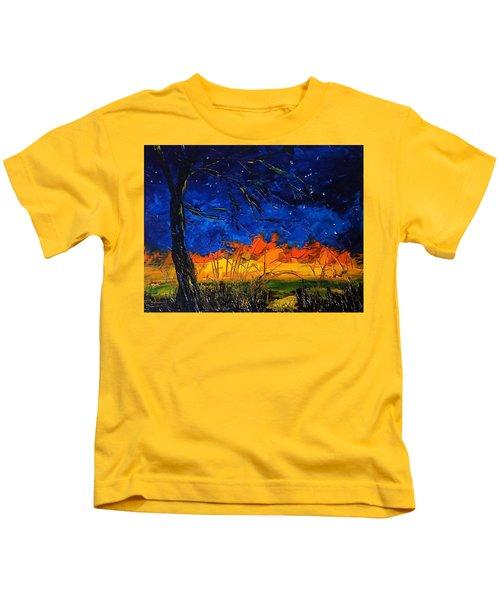 Orion                     14.2.13.2018 Kids T-Shirt