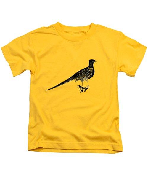 Pheasant Kids T-Shirt