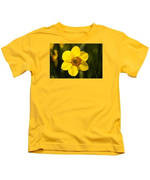 Projecting The Sun Kids T-Shirt