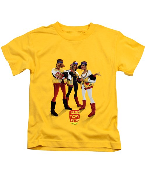 Push It Kids T-Shirt