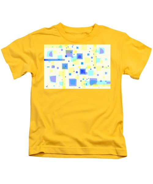 Random Blips Kids T-Shirt