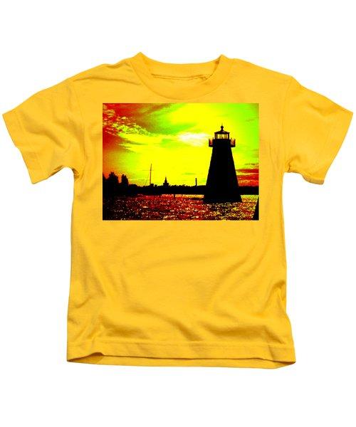 Southcoast Silhouette  Kids T-Shirt