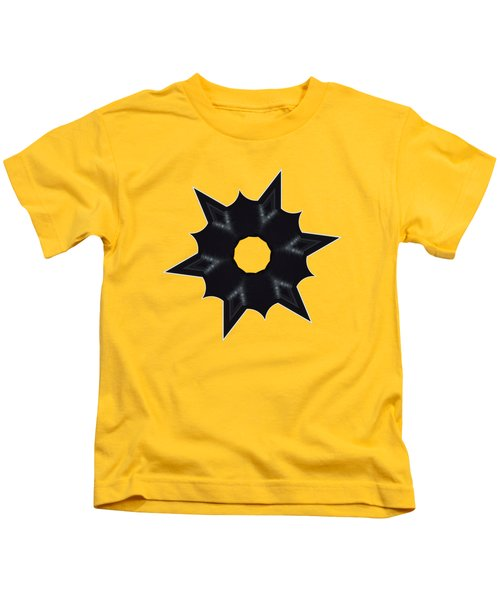 Star Record No.1 Kids T-Shirt by Stephanie Brock