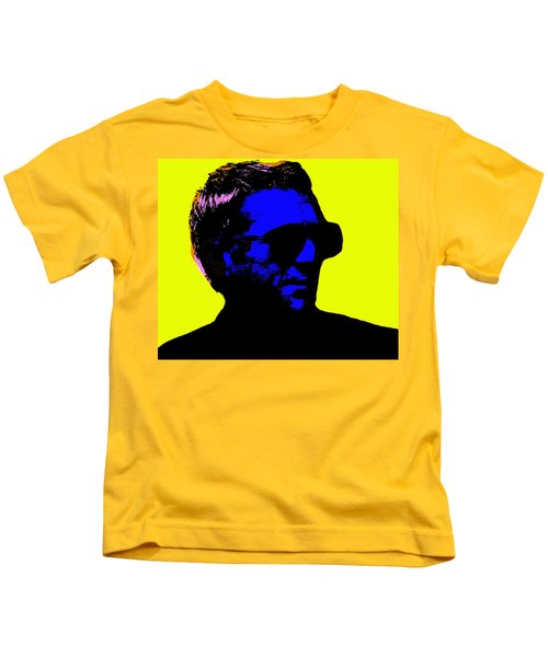 Steve Mcqueen Kids T-Shirt