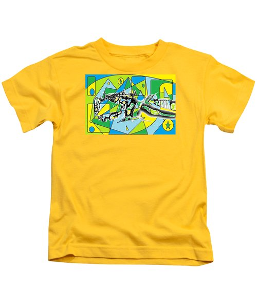 Swift Kids T-Shirt by AR Teeter
