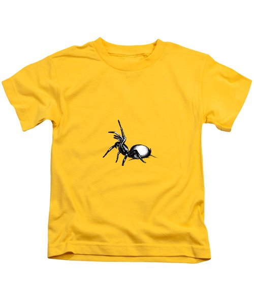 Sydney Funnel Web Kids T-Shirt