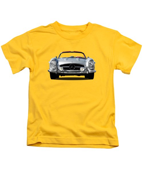 The 1958 300sl Kids T-Shirt by Mark Rogan