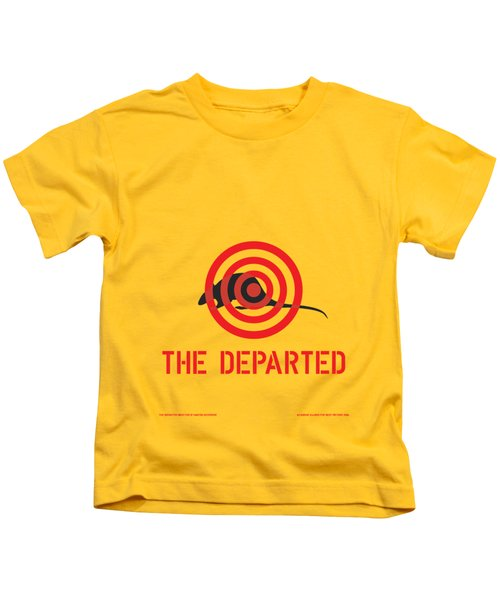 The Departed Kids T-Shirt by Gimbri