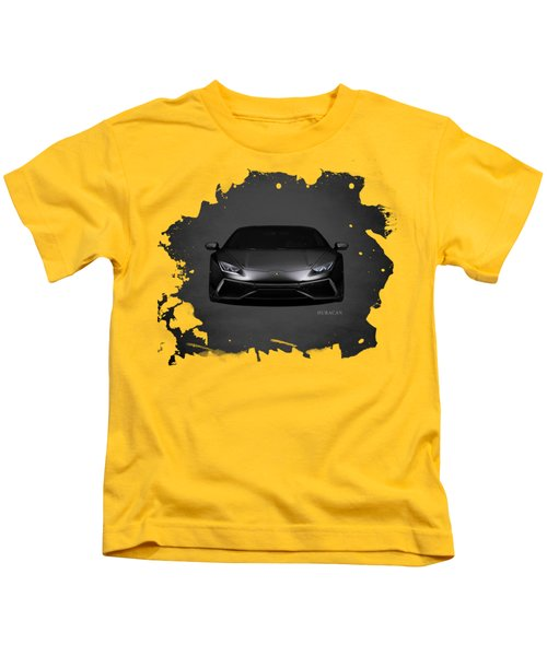 The Huracan Kids T-Shirt by Mark Rogan