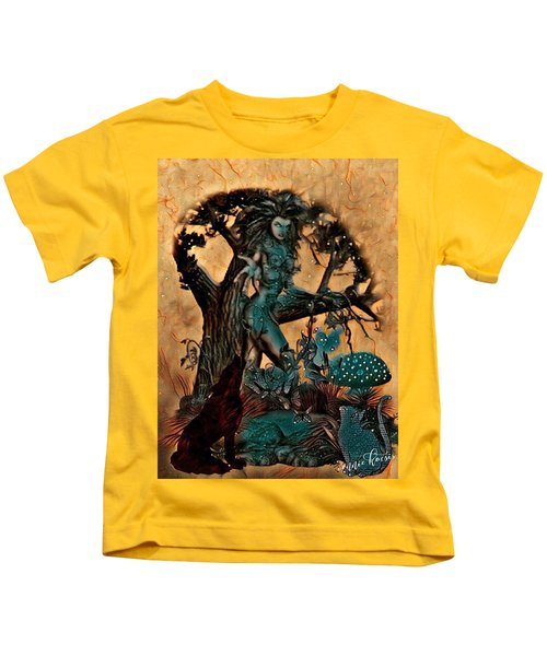 The Sacred Waters Kids T-Shirt