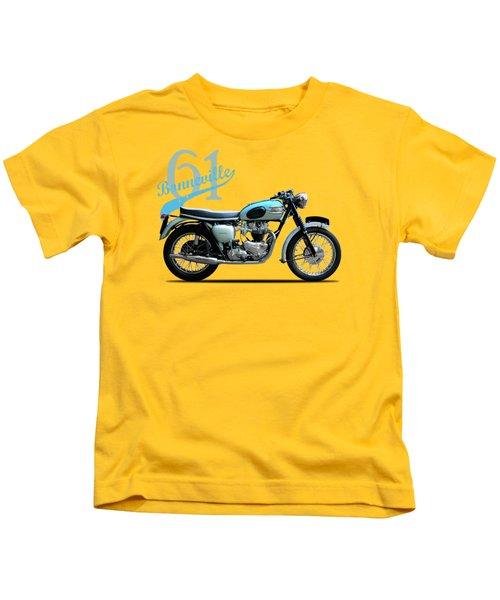 Triumph Bonneville 1961 Kids T-Shirt