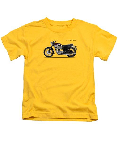 Triumph Bonneville 1968 Kids T-Shirt