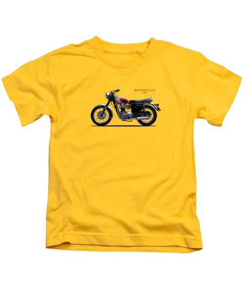 Triumph Bonneville 1969 Kids T-Shirt