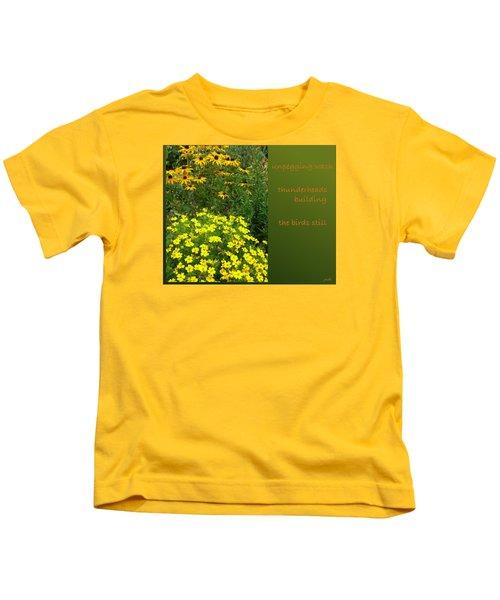Unpegging Wash Haiga Kids T-Shirt