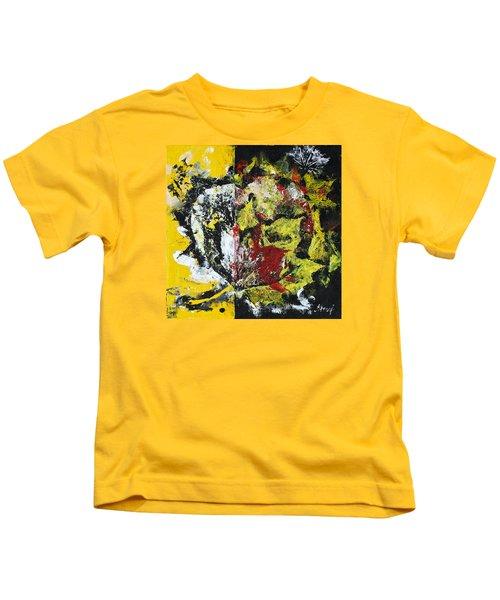Valentine Leaves Kids T-Shirt