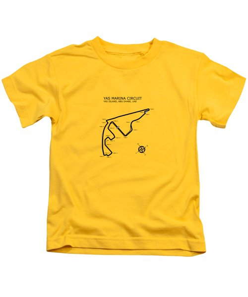 Yas Marina Circuit Kids T-Shirt