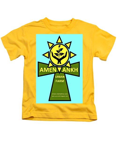 Amen Ankh Kids T-Shirt