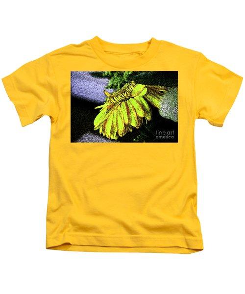 12-4-2008abcdefghijklmnop Kids T-Shirt