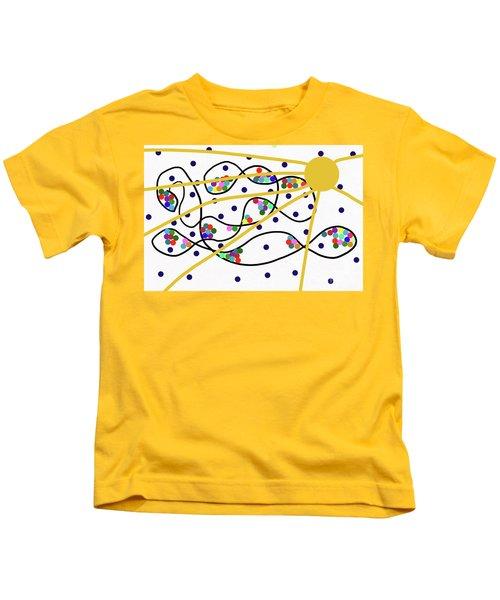 3-13-2010f Kids T-Shirt