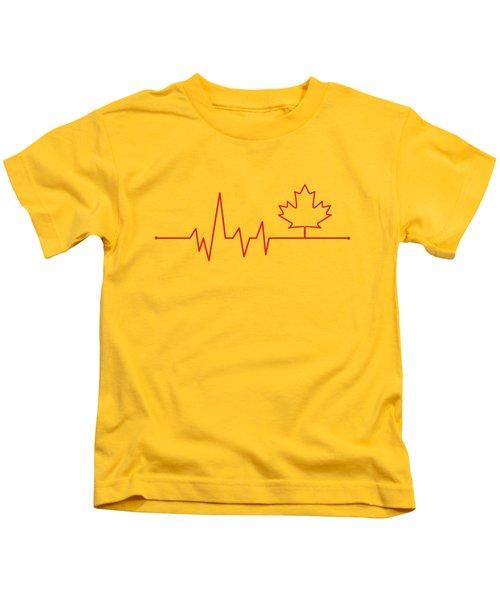 Heartbeat Kids T-Shirt