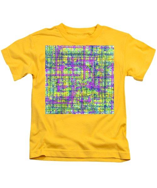Mosaic Tapestry 2 Kids T-Shirt