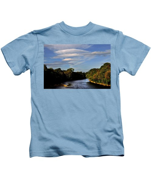 The River Beauly Kids T-Shirt