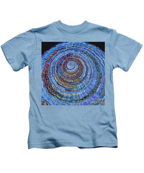 Blue World Kids T-Shirt
