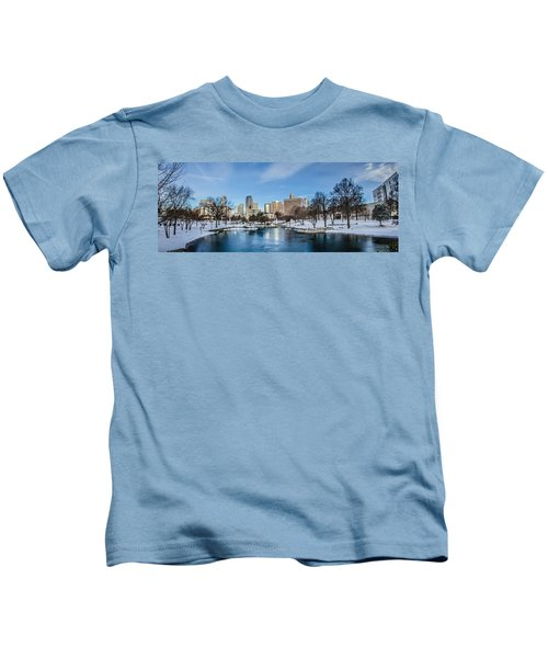 Charlotte Downtown Kids T-Shirt