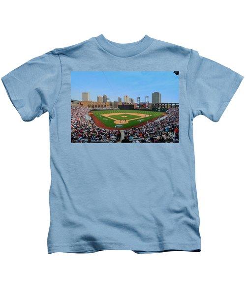 D24w-299 Huntington Park Photo Kids T-Shirt