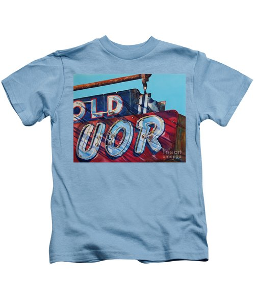 It's Five O'clock Somewhere Kids T-Shirt