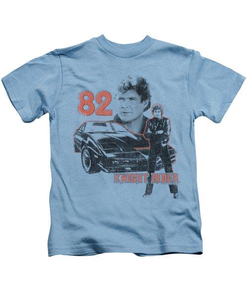Knight Rider - Kitt Consol Kids T-Shirt