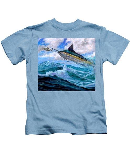 Marlin Low-flying Kids T-Shirt