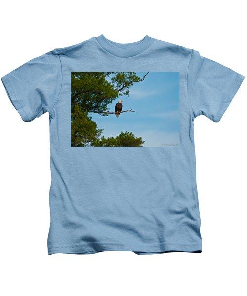 Out On A Limb Kids T-Shirt