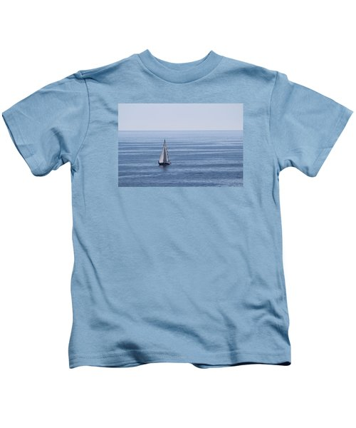 Maine Coast  Kids T-Shirt