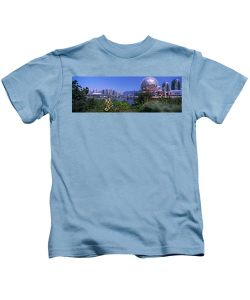 Science Museum At The Waterfront Kids T-Shirt
