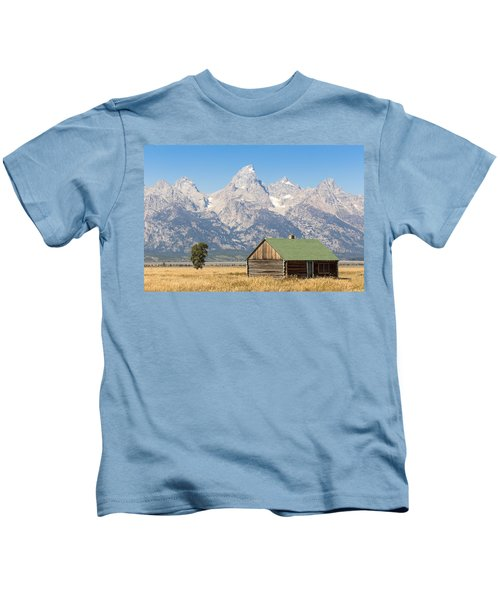 The Grand Teton Kids T-Shirt