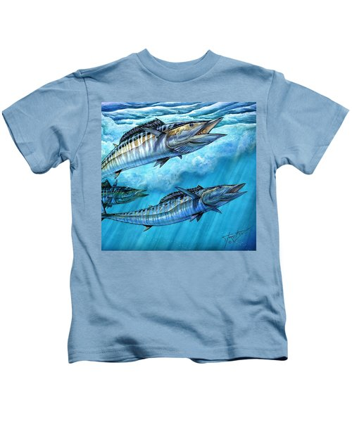 Wahoo In Freedom Kids T-Shirt