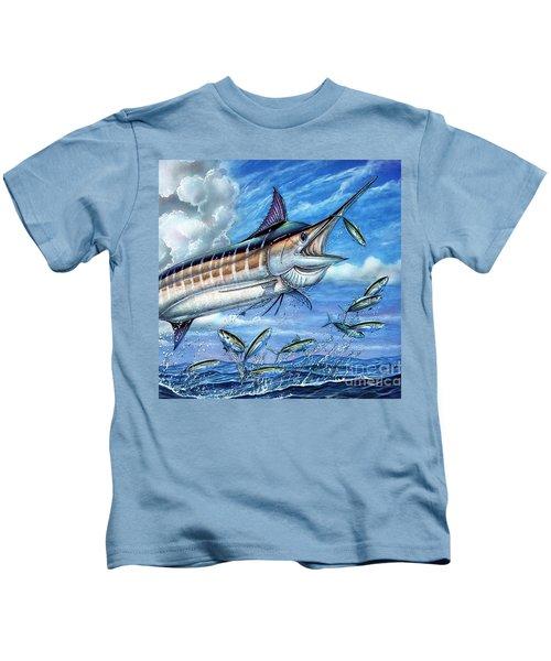 Marlin Queen Kids T-Shirt