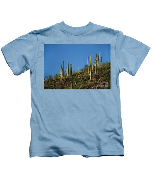 Saguaro National Park Kids T-Shirt