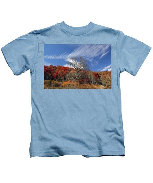 Windswept Kids T-Shirt