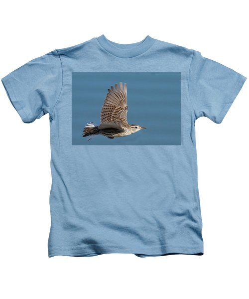 Untitled Kids T-Shirt by Hal Beral