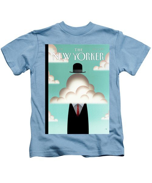 New Yorker May 14th, 2012 Kids T-Shirt